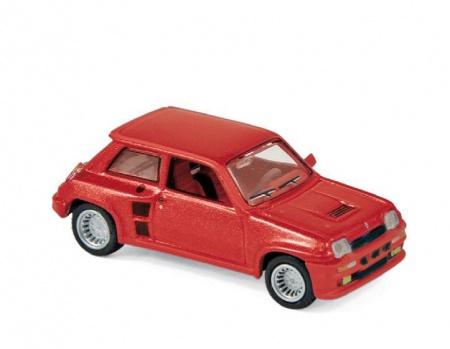 Renault 5 Turbo 1980 Red metallic