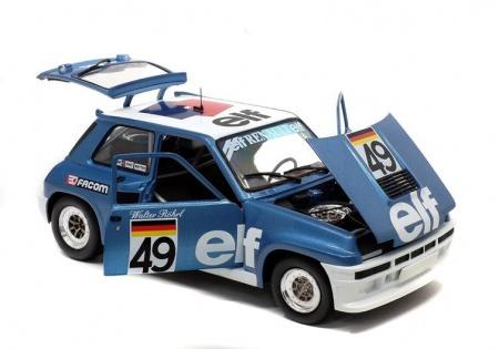Renault 5 TURBO EUROPEAN CUP Walter Röhrl