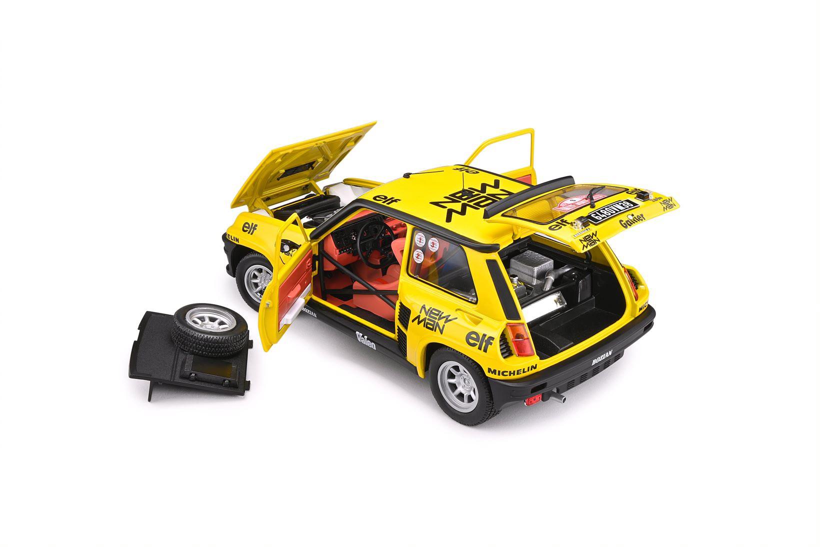Renault 5 TURBO Rallye Monte Carlo 1982