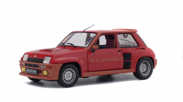 Renault 5 Turbo Rouge Grenadine 1981