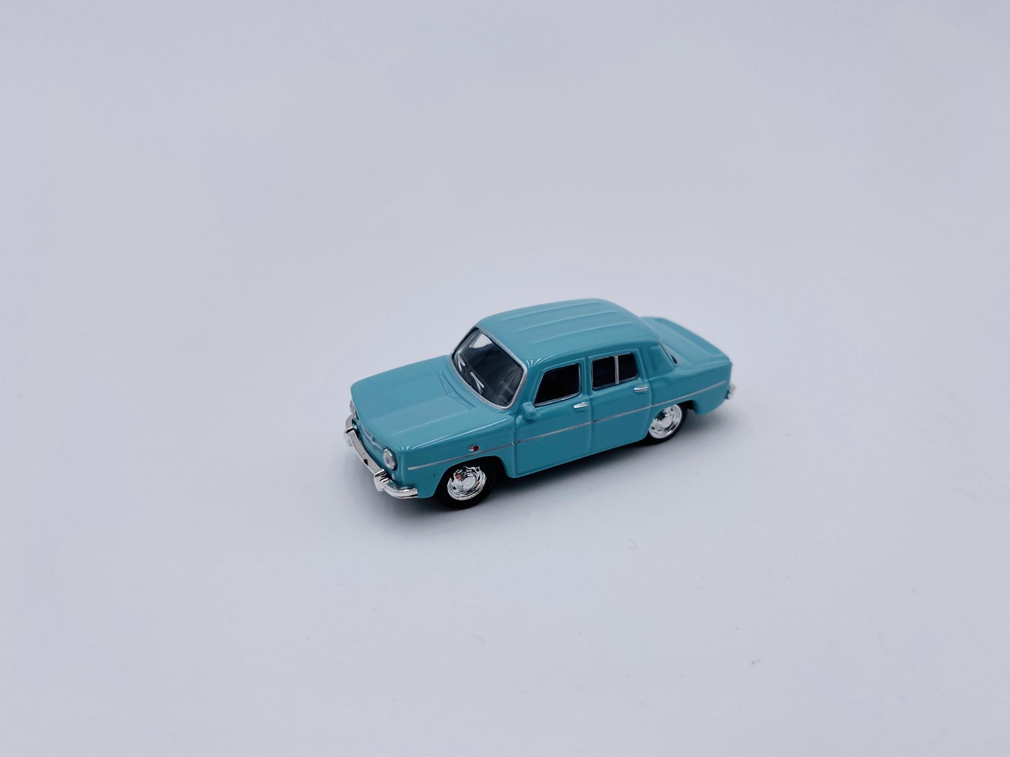 Renault 8 1963 Île de France Blue