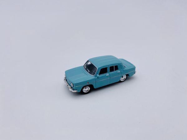 Renault 8 1963 Île de France Blue