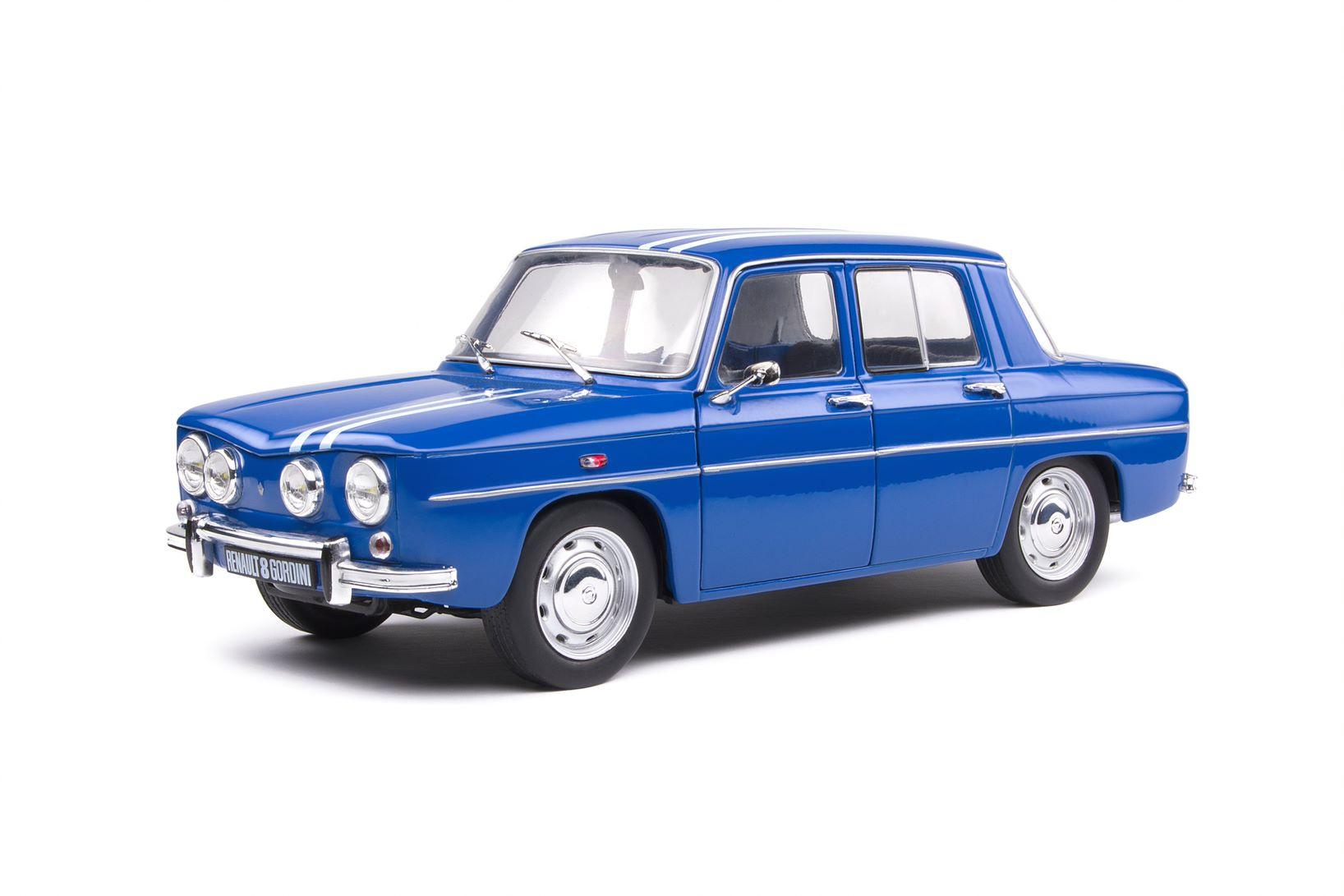 Renault 8 Gordini 1300 Bleu 1967