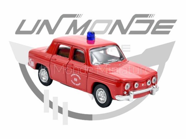 Renault 8 Gordini Pompiers