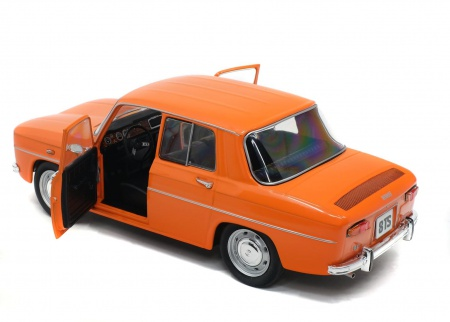 Renault 8 GORDINI TS 1967 Orange