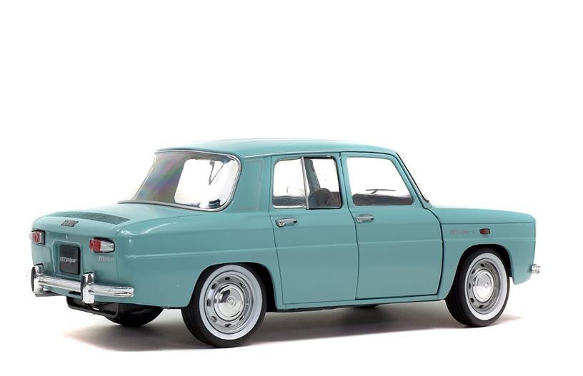 Renault 8 Major 1967 Bleu Clair