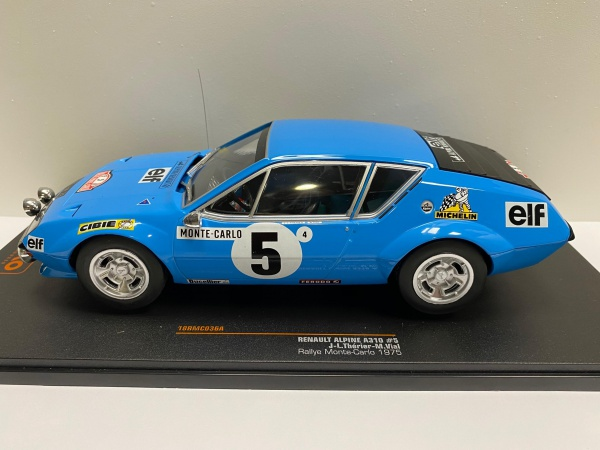Renault Alpine A310 #5 Therier-Vial