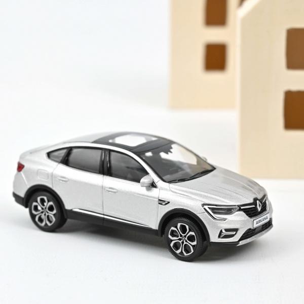 Renault Arkan 2021 Highland Grey
