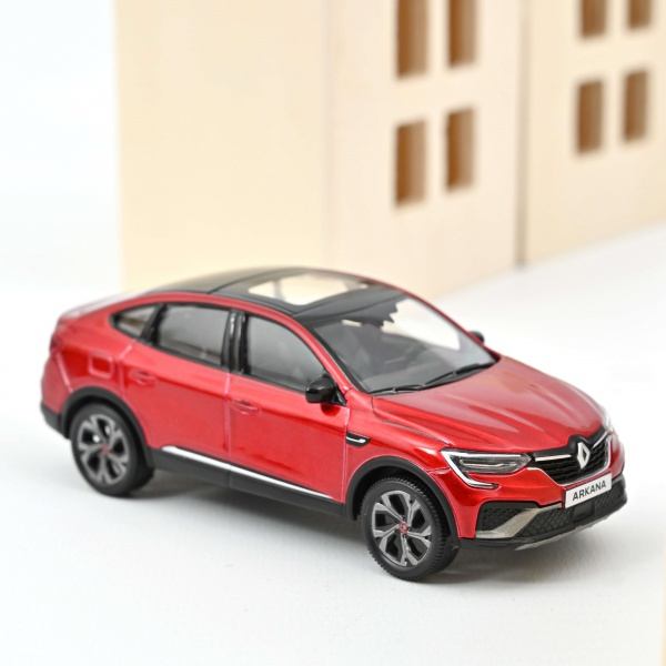 Renault Arkan R.S Line 2021 Flamme Red