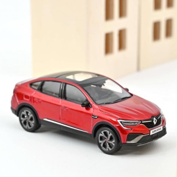 Renault Arkan R.S Line 2021 Flamme Red