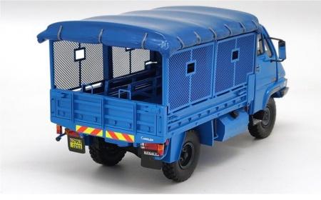 Renault B110 4X4 MO Transport De Troupes Gendarmerie Bleue