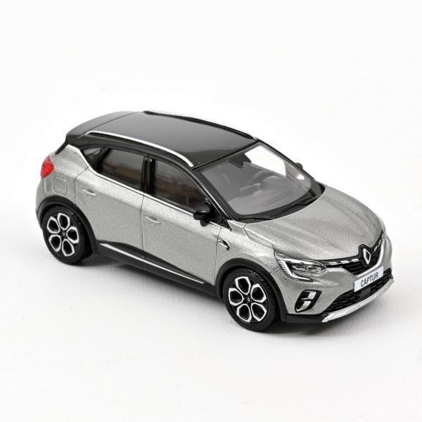 Renault Captur 2020 Cassiopée Grey Black roof
