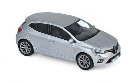 Renault Clio 2019 Platine Silver