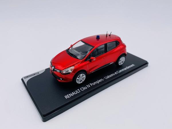 Renault Clio IV Pompiers Liaisons & Commandement
