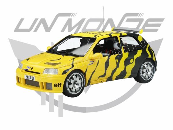 Renault Clio Maxi Présentation