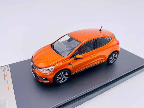 Renault Clio RS Line 2019 Orange