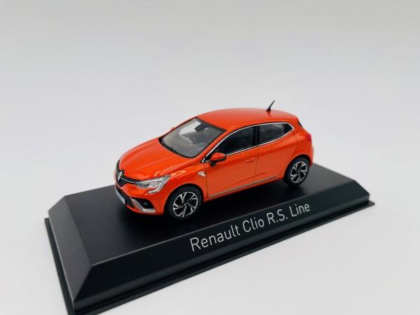 Renault Clio R.S. Line 2019 Valencia Orange
