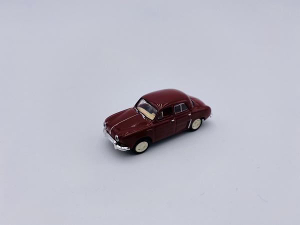 Renault Dauphine 1956 Garance Red