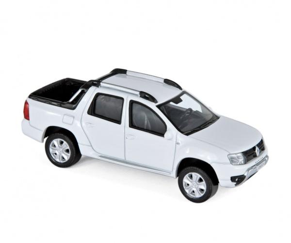 Renault Duster Oroch 2015 White