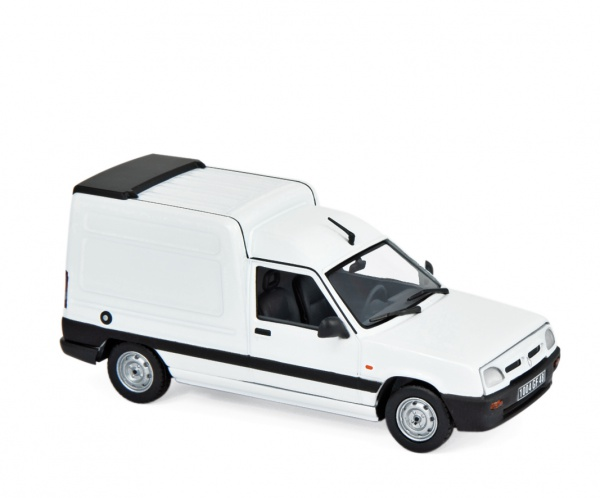 Renault Express 1995 Ice White