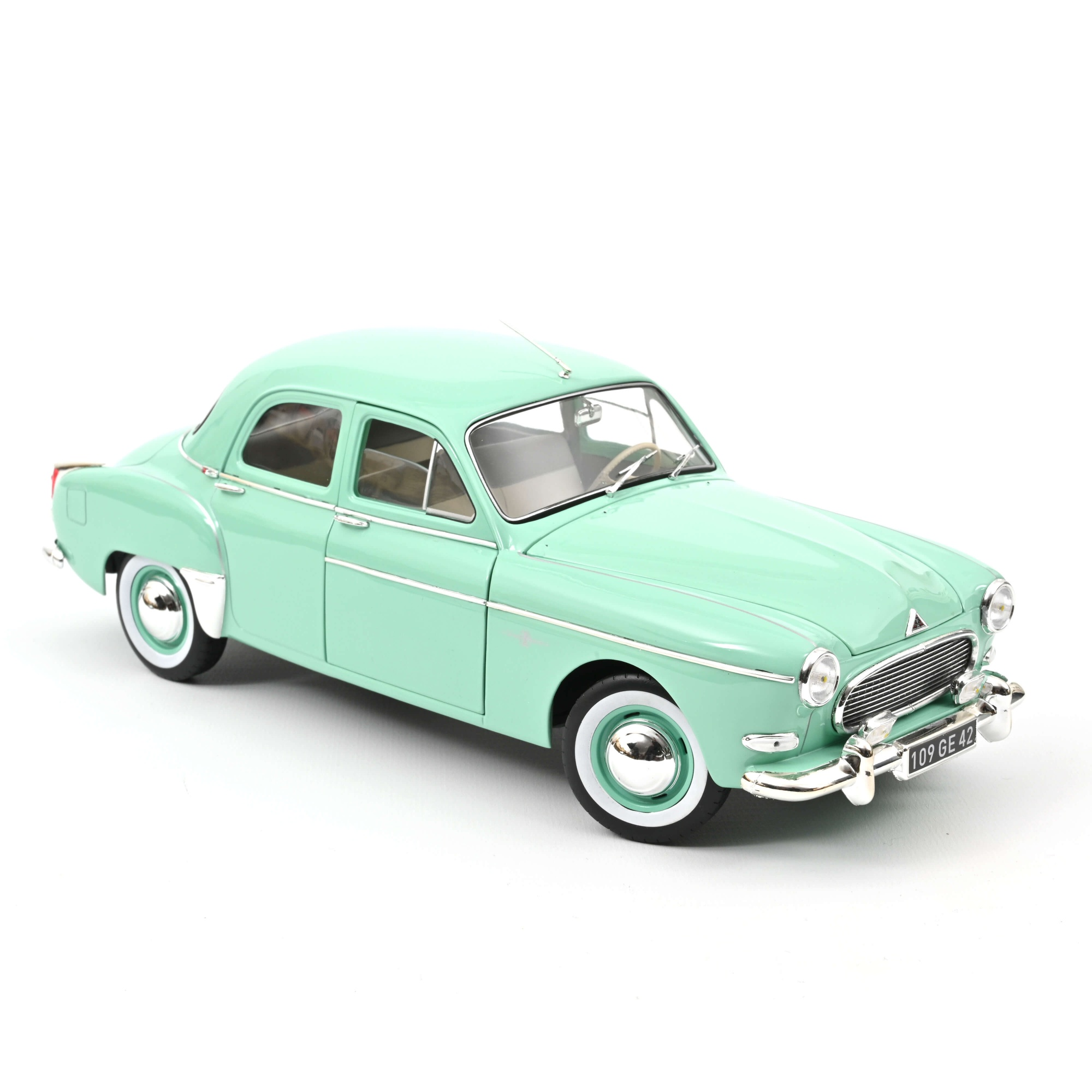 Renault Frégate 1959 Erin Green