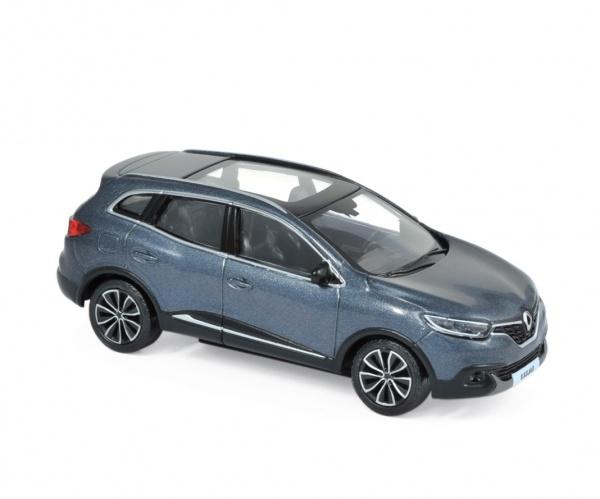 Renault Kadjar 2015 Titanium Grey