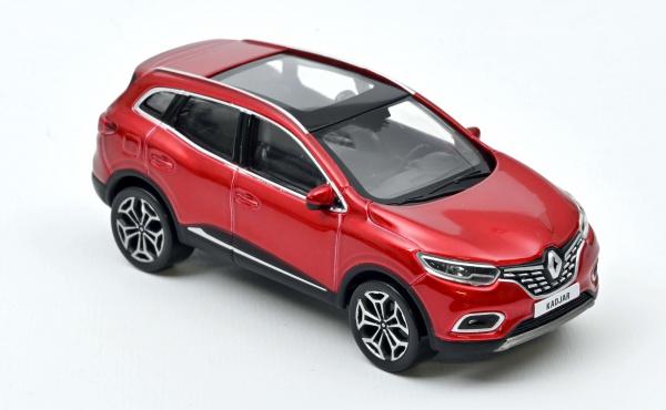 Renault Kadjar 2020 Flamme Red