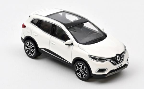 Renault Kadjar 2020 Pearl White