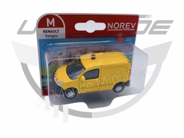 Renault Kangoo Yellow