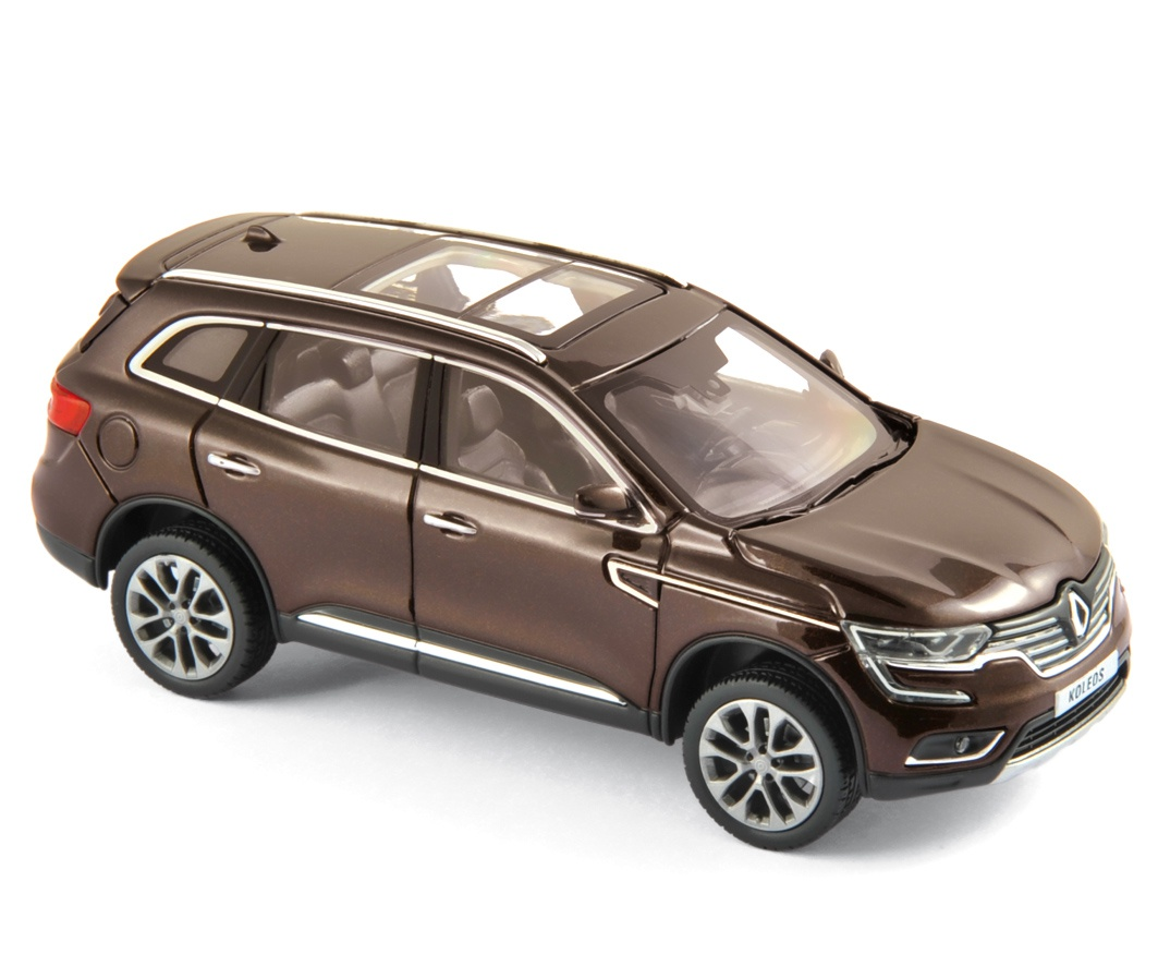 Renault Koleos 2016 Brown metallic