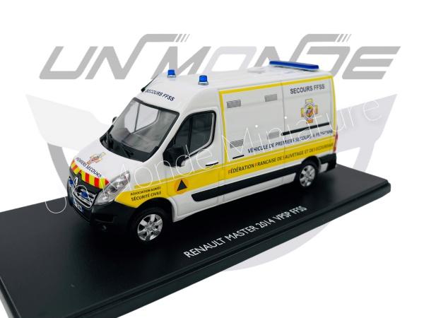 Renault Master 2014 VPSP FFSS