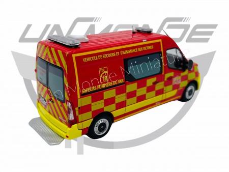 Renault Master 2019 VSAV SDIS 83