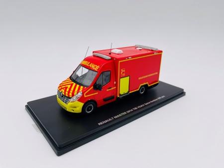 Renault Master TIB VSAV