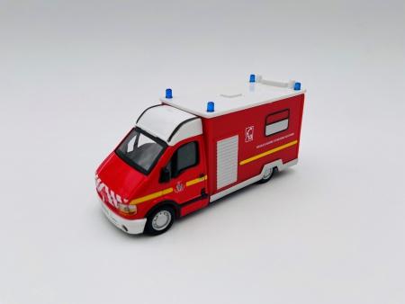 Renault Master VSAV Pompier Yvelines 78