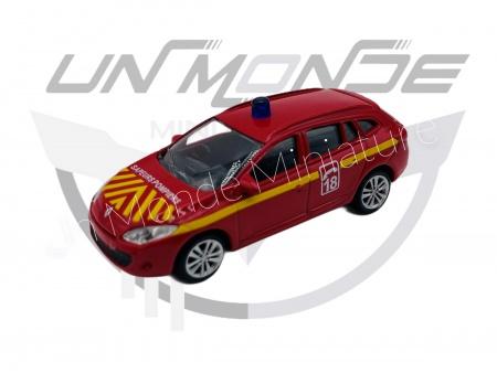 Renault Megane 2009 Pompiers 18