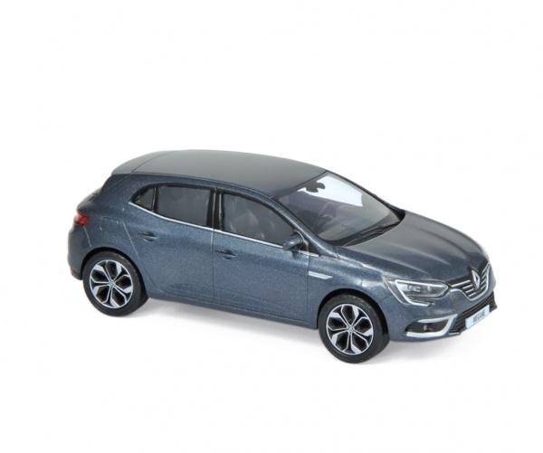 Renault Megane 2016 Titanium Grey