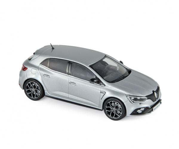 Renault Megane R.S. 2018 Platine Silver