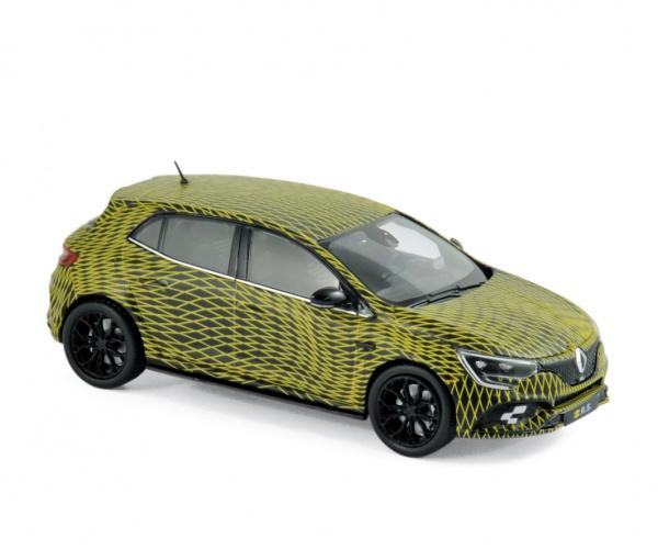 Renault Megane R.S Test version GP Monaco 2017