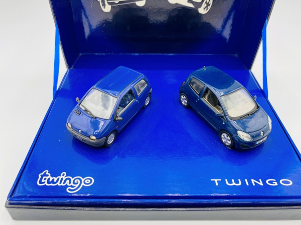 Renault Pack 2 Twingo blue