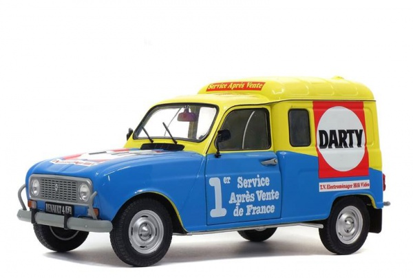 Renault R4F4 1988 DARTY