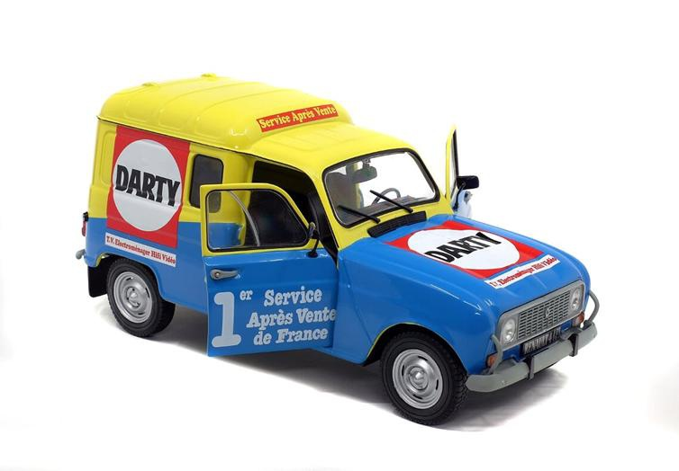Renault R4F4 1988 DARTY