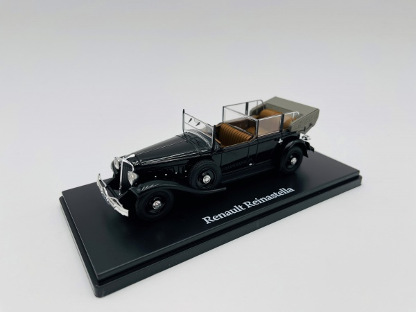 Renault Reinastella de 1936 Albert Lebrun