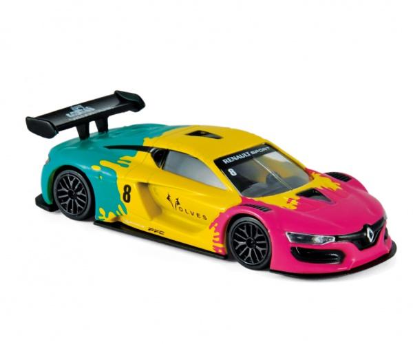 Renault R.S. 01 2015 Oregon Team