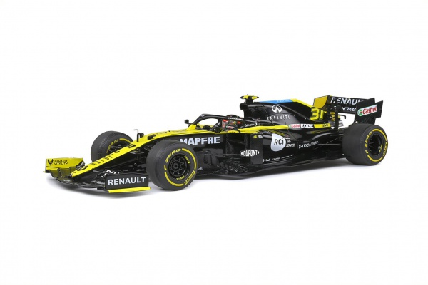 Renault RS 20 British Grand Prix 2020 E.OCON
