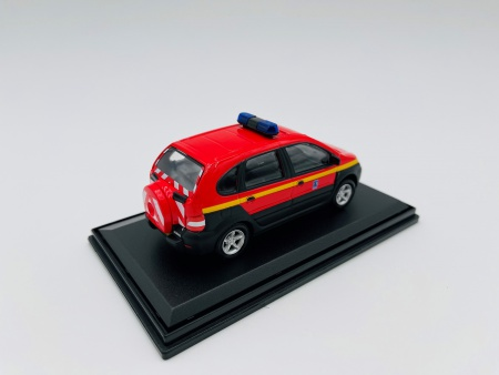 Renault Scenic 4X4 SDIS 02 Aisne