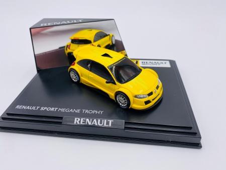 Renault Sport Mégane Trophy Yellow