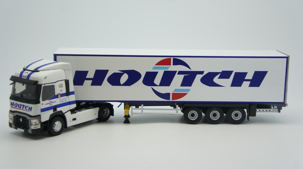Renault T SEMI Fourgon Transports HOUTCH