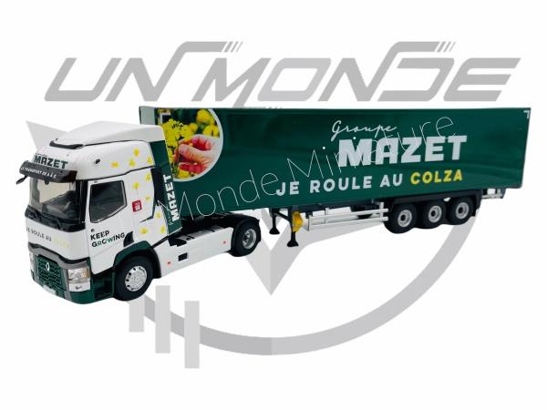 Renault T460 Remorque Fourgon MAZET