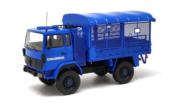 Renault TRM 2000 MO Transport de Troupes GENDARMERIE Bleue