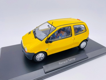 Renault Twingo 1996 Lemon Yellow